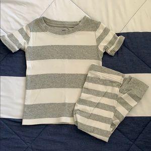 Old Navy Stripe Sleep Set